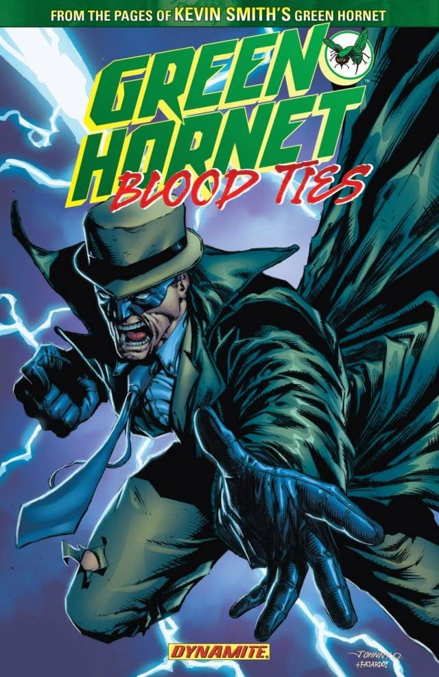 Green Hornet: Blood Ties