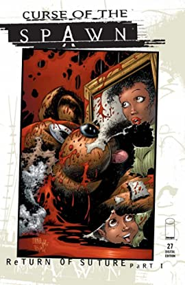 Curse of the Spawn #27