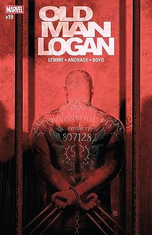Old Man Logan (2016-2018) #19