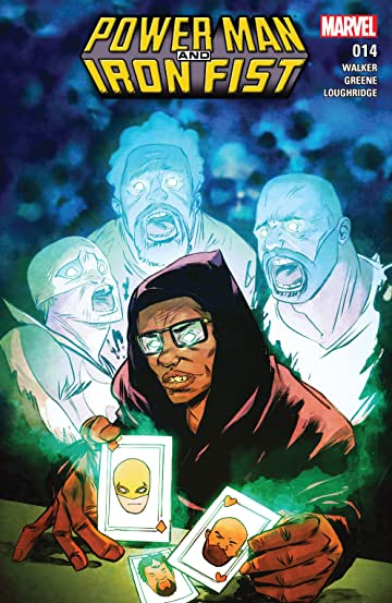 Power Man and Iron Fist (2016-2017) #14