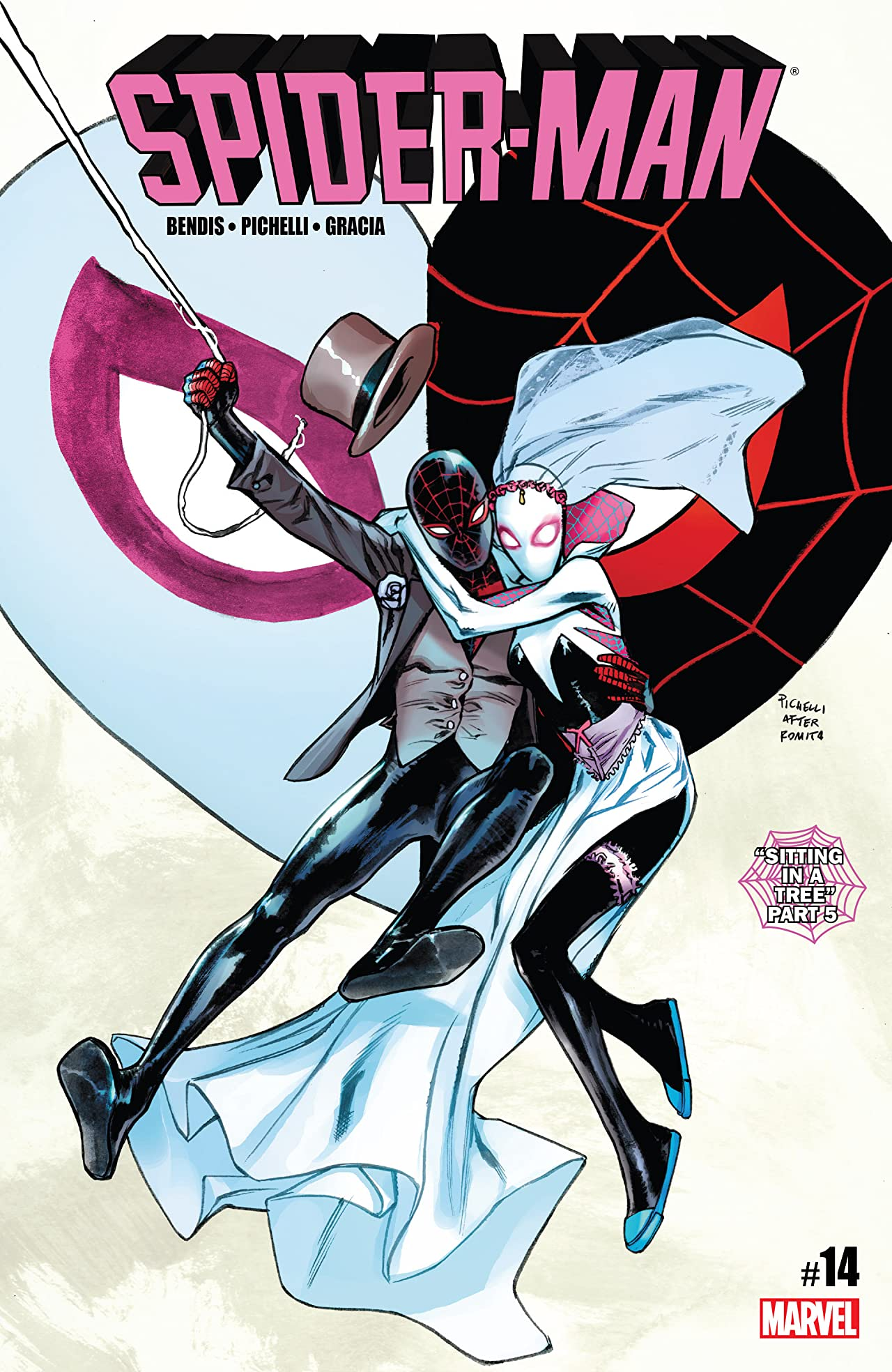 Spider-Man (2016-) #14