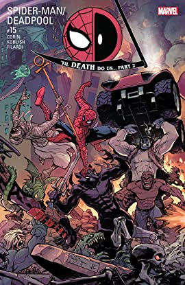 Spider-Man/Deadpool (2016-2019) #15