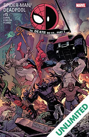 Spider-Man/Deadpool (2016-2019) #15
