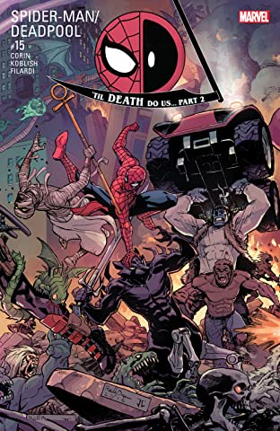 Spider-Man/Deadpool (2016-) #15