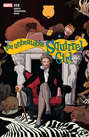 The Unbeatable Squirrel Girl (2015-2019) #18