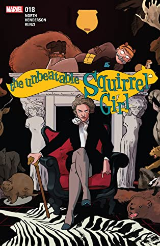 The Unbeatable Squirrel Girl (2015-) #18