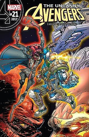 Uncanny Avengers (2015-) No.21