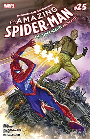 Amazing Spider-Man (2015-2018) #25