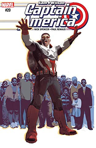 Captain America: Sam Wilson (2015-) No.20