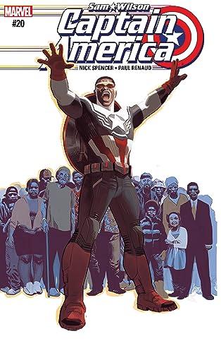 Captain America: Sam Wilson (2015-2017) #20