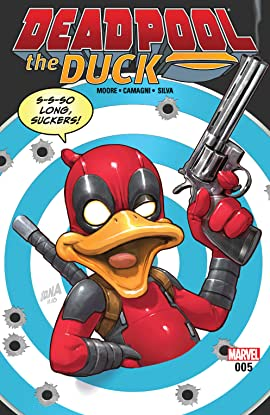 Deadpool The Duck (2017) #5 (of 5)