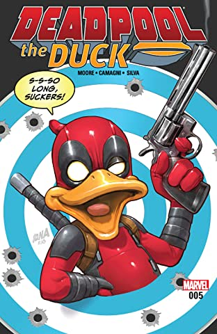 Deadpool The Duck (2017) #5 (of 5)
