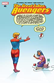 Great Lakes Avengers (2016-2017) #6