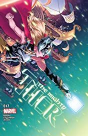 The Mighty Thor (2015-) No.17