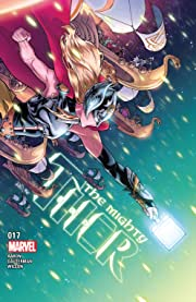 The Mighty Thor (2015-2018) #17