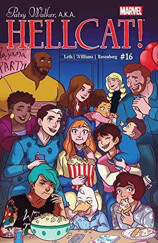 Patsy Walker, A.K.A. Hellcat! (2015-2017) #16