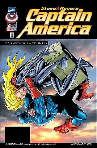 Captain America (1968-1996) #452