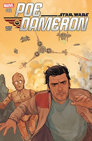 Star Wars: Poe Dameron (2016-2018) #12