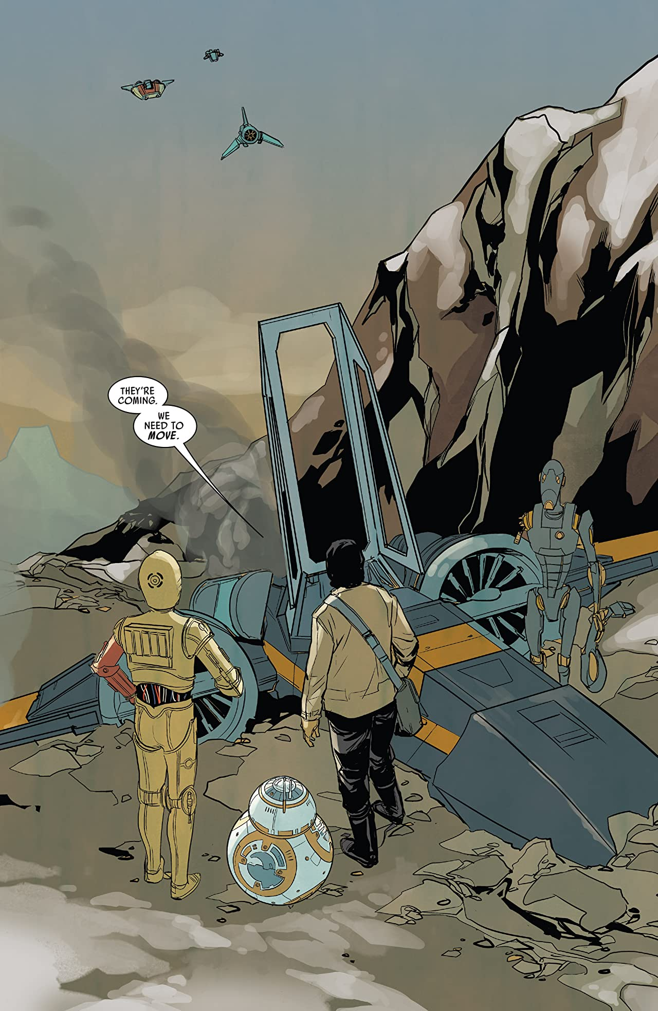 Star Wars: Poe Dameron (2016-) #12