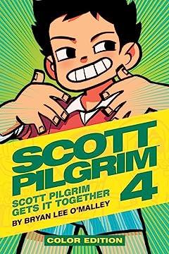 Scott Pilgrim Tome 4: Scott Pilgrim Gets It Together - Color Edition