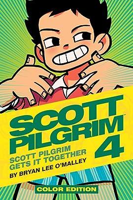 Scott Pilgrim Vol. 4: Scott Pilgrim Gets It Together - Color Edition