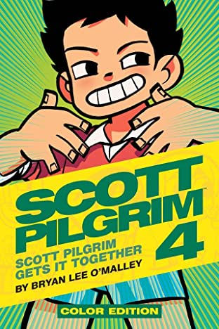 Scott Pilgrim Tome 4: Scott Pilgrim Gets It Together - Color Edition