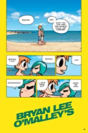 Scott Pilgrim Vol. 4: Scott Pilgrim Gets It Together - Color Edition