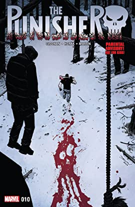 The Punisher (2016-2018) #10