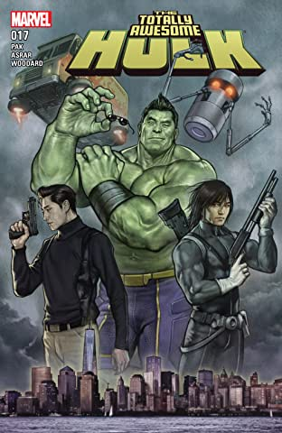 The Totally Awesome Hulk (2015-) #17