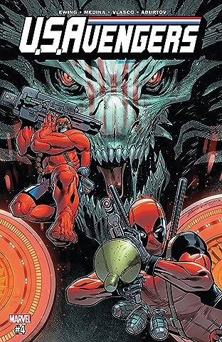 U.S.Avengers (2017-) No.4