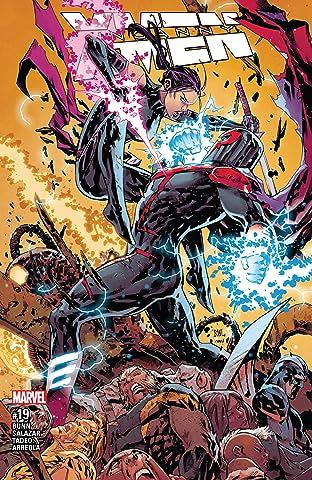 Uncanny X-Men (2016-2017) No.19