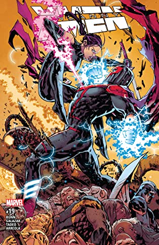 Uncanny X-Men (2016-) #19