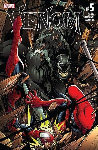 Venom (2016-) No.5