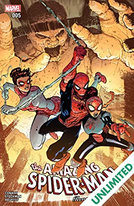 Amazing Spider-Man: Renew Your Vows (2016-2018) #5