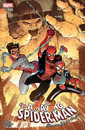 Amazing Spider-Man: Renew Your Vows (2016-) #5