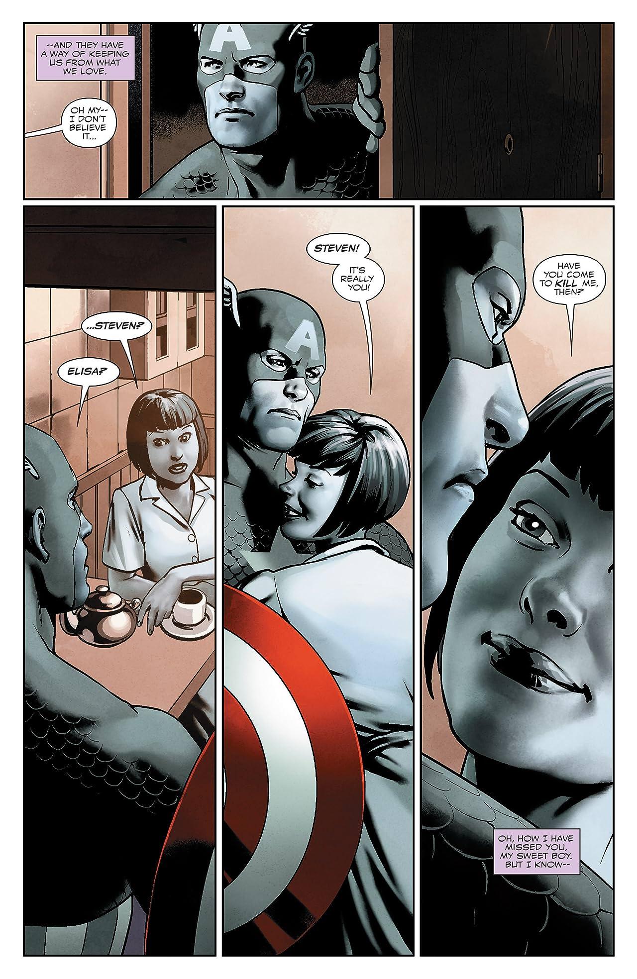 Captain America: Steve Rogers (2016-2017) #14