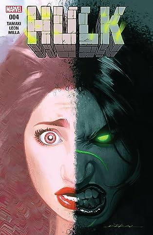 Hulk (2016-2018) #4