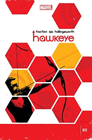 Hawkeye (2012-2015) No.13