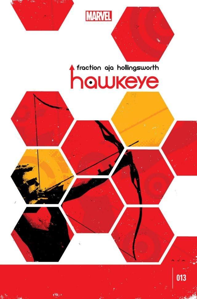 Hawkeye (2012-2015) #13