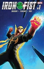 Iron Fist (2017-2018) #1