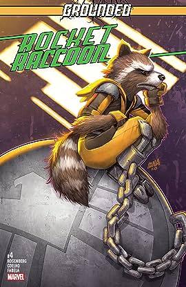 Rocket Raccoon (2016-2017) #4
