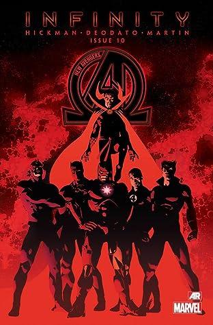 New Avengers (2013-2015) No.10