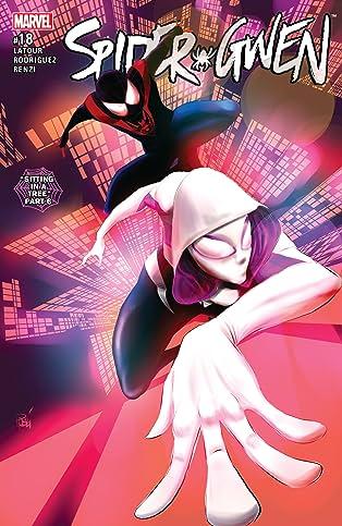 Spider-Gwen (2015-2018) #18