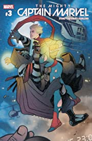 The Mighty Captain Marvel (2016-2017) #3
