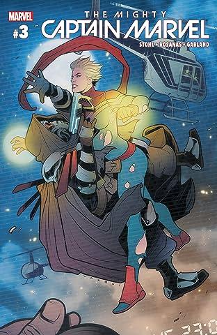 The Mighty Captain Marvel (2016-) No.3