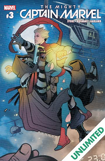 The Mighty Captain Marvel (2016-2017) #3