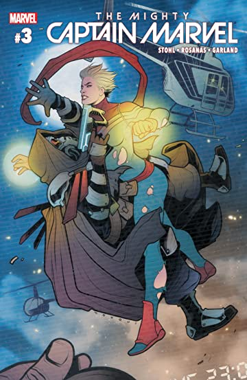 The Mighty Captain Marvel (2016-) #3