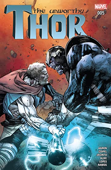 The Unworthy Thor (2016-) #5