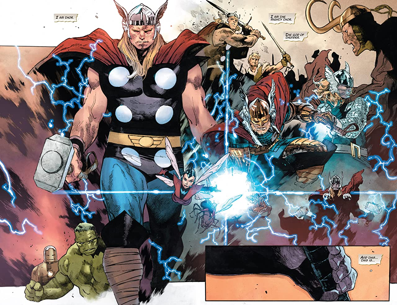 Image result for unworthy thor