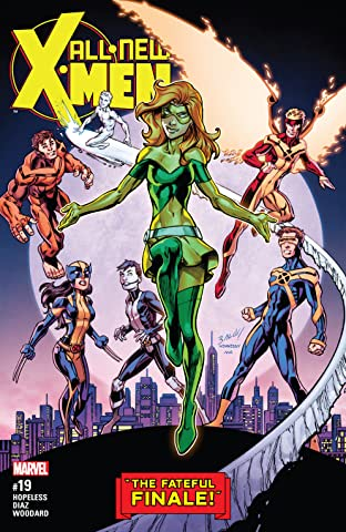 All-New X-Men (2015-) #19